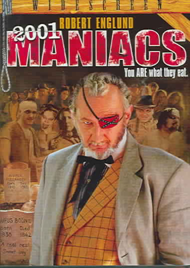 2001 MANIACS BY ENGLUND,ROBERT (DVD)