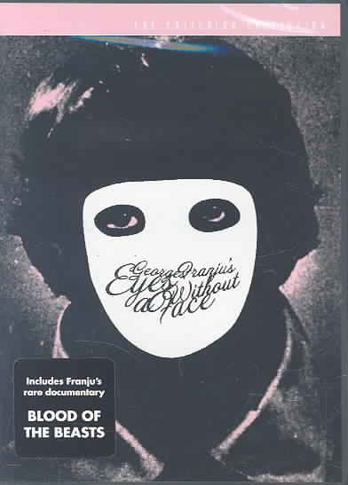 EYES WITHOUT A FACE BY FRANJU,GEORGES (DVD)